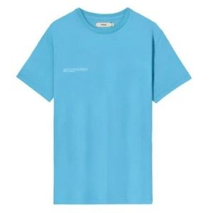 NWT Pangaia x JUST Blue Organic Cotton T-shirt